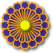 reiki_space_purple_japanese_flower_crest